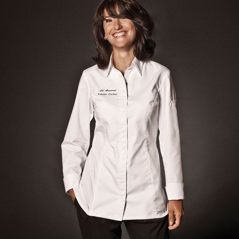 1d48ab9e1 Women's Chef Jacket - Customize it with your logo and name today ...