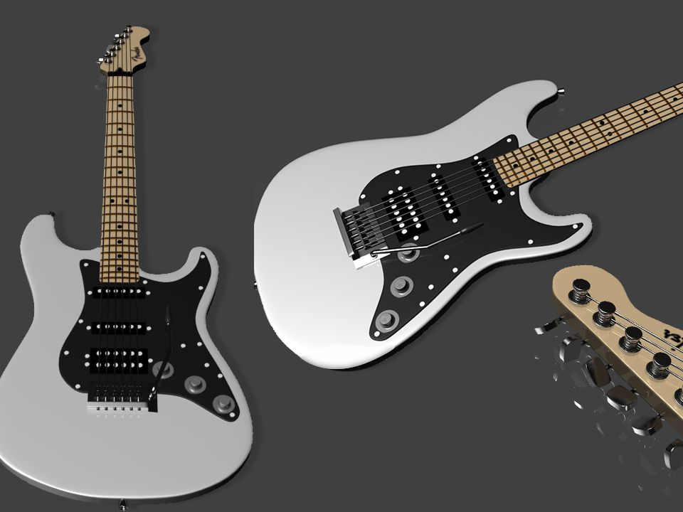 Guitar guitar guitar design animation