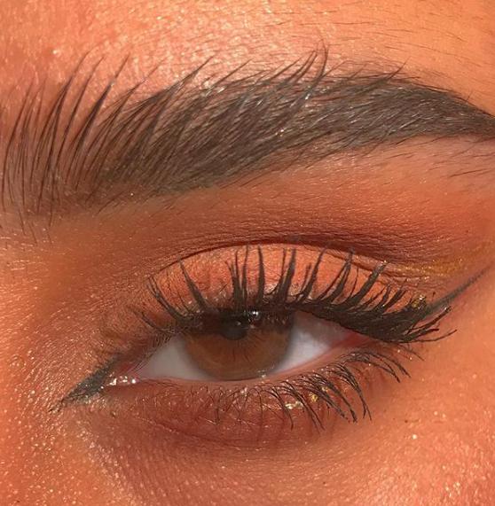 """Photo of cubsie on Twitter: """"Inner corner eyeliner looks are the prettiest… """" #WingedEyeliner"""