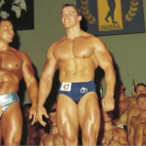 MrUniverse 1967, Arnold have become the Youngest Mr Universe vinner - new arnold blueprint app