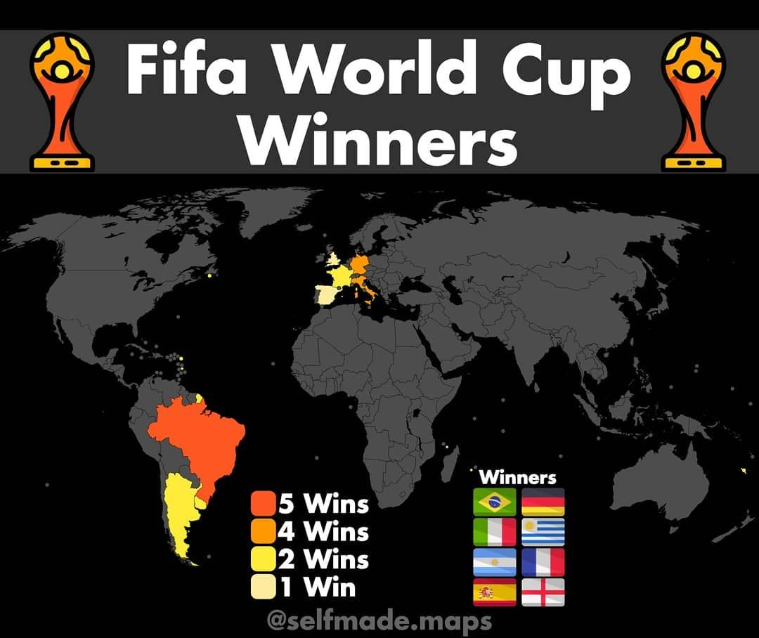 Full Fifa World Cup Logo History From 1930 Until 2022 Where Does Qatar 2022 Rank Footy Headlines World Cup Logo World Cup Trophy World Cup