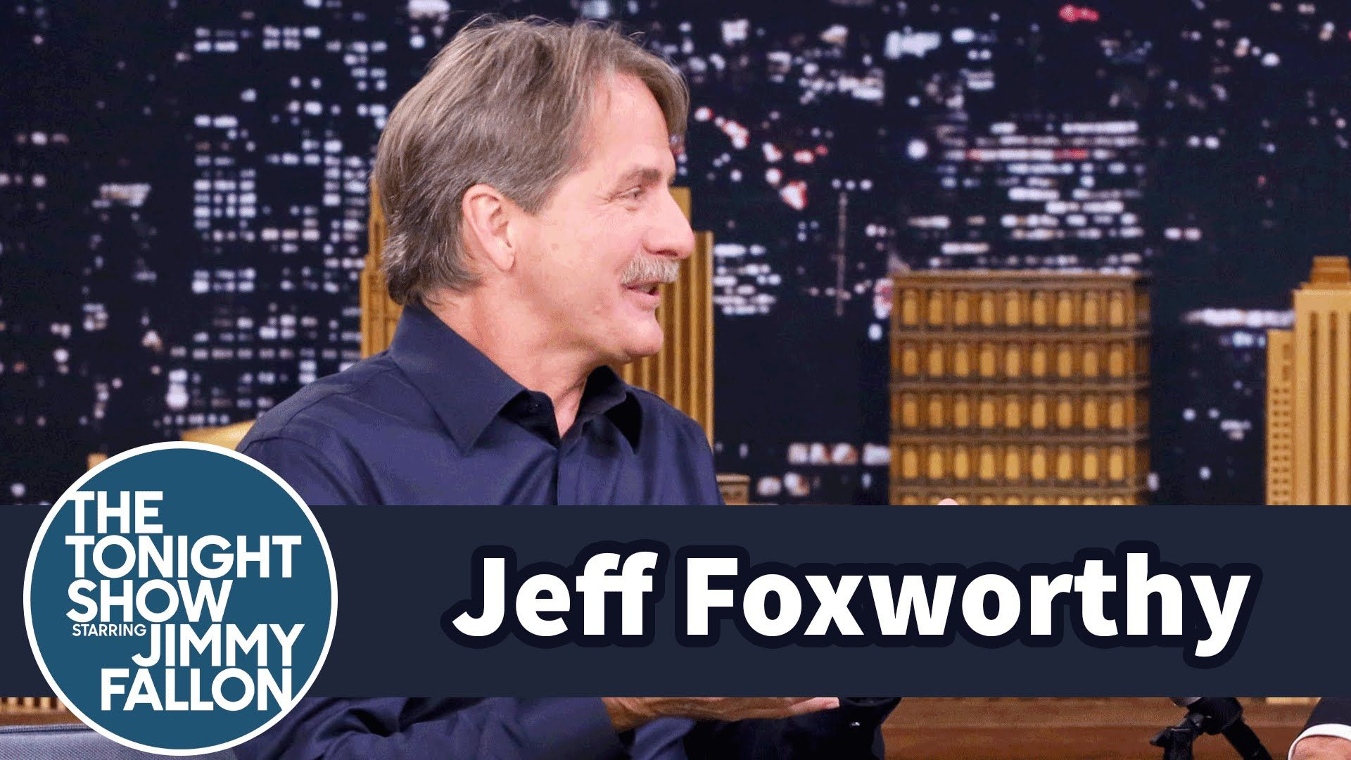 Jeff Foxworthy Didnt Know Pain Until He Passed Kidney Stones