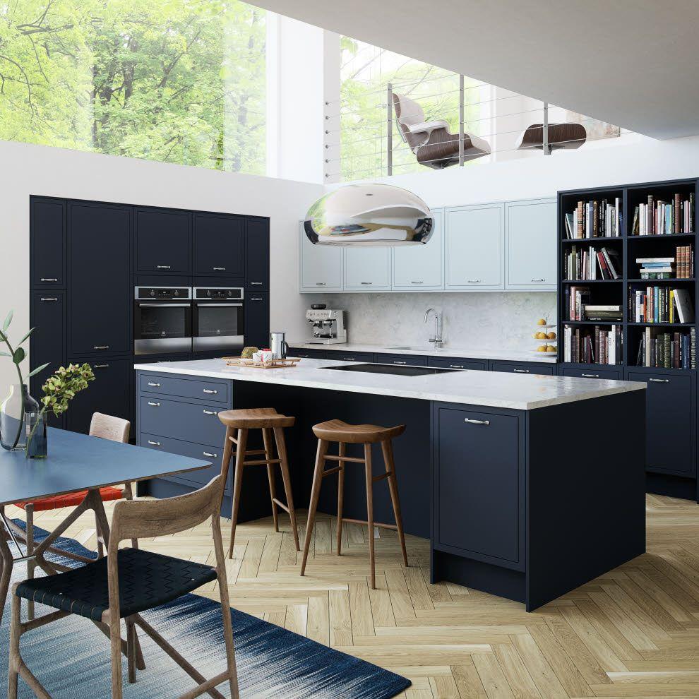 NewburyMidnight Latest kitchen designs, Kitchen design