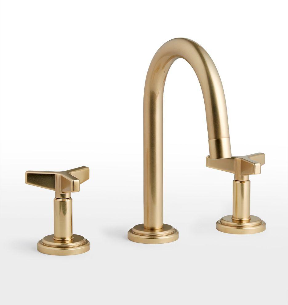 Blair Cross Handle Faucet Cross Handle Faucet Faucet Bathroom