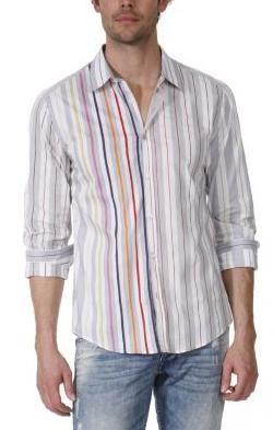 Camisa a rallas de Desigual