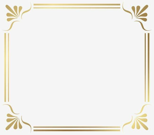 Moldura Dourada Molduras Douradas Molduras Para Convites De Casamento Arabesco Dourado Png
