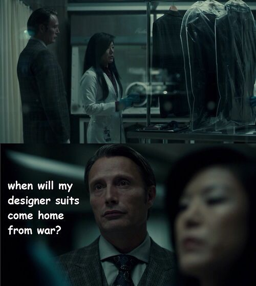 This had to be painful for Hannibal