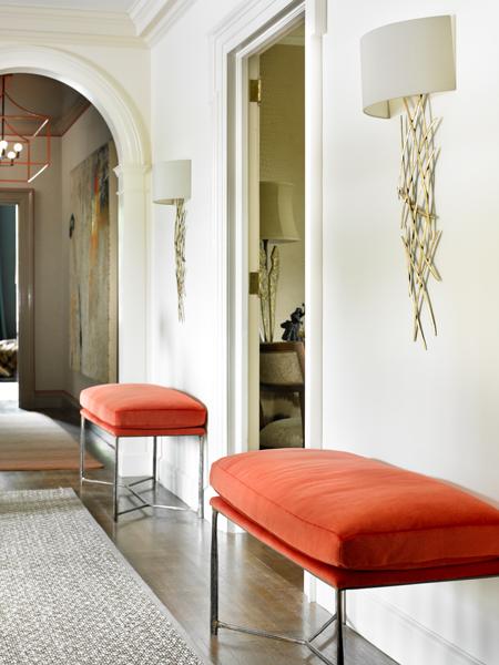 Interior design by the Design Atelier
