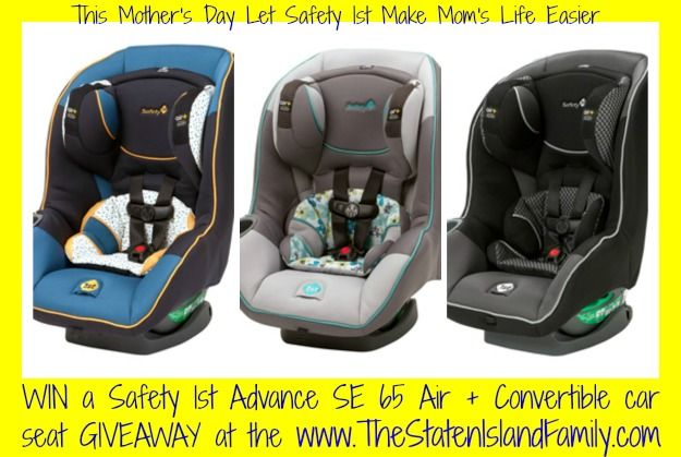 This Mother's Day Let Safety 1st Make Mom's Life Easier and WIN our