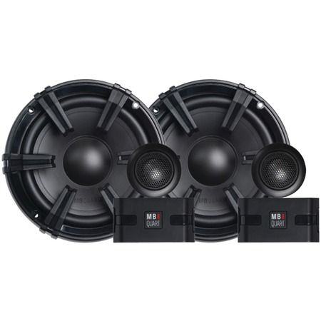 "Mb Quart Dc1-216 Discus Series 6.5"" 90W Component Speaker System With"