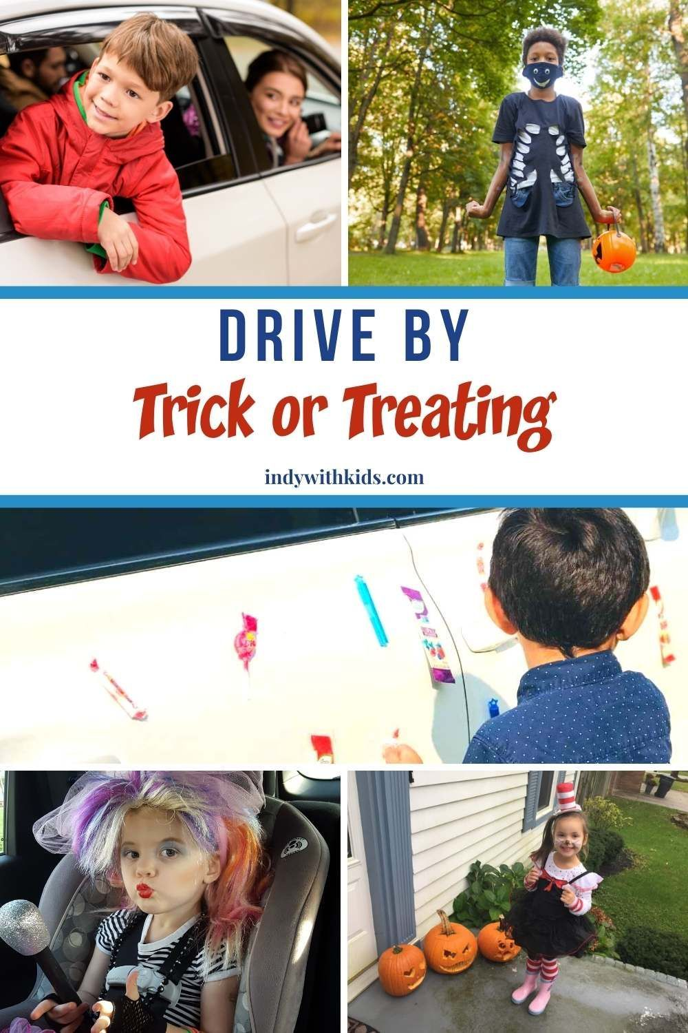 Free Halloween Events Indianapolis 2020 Drive By Trick or Treating | How to Have a Halloween Parade in