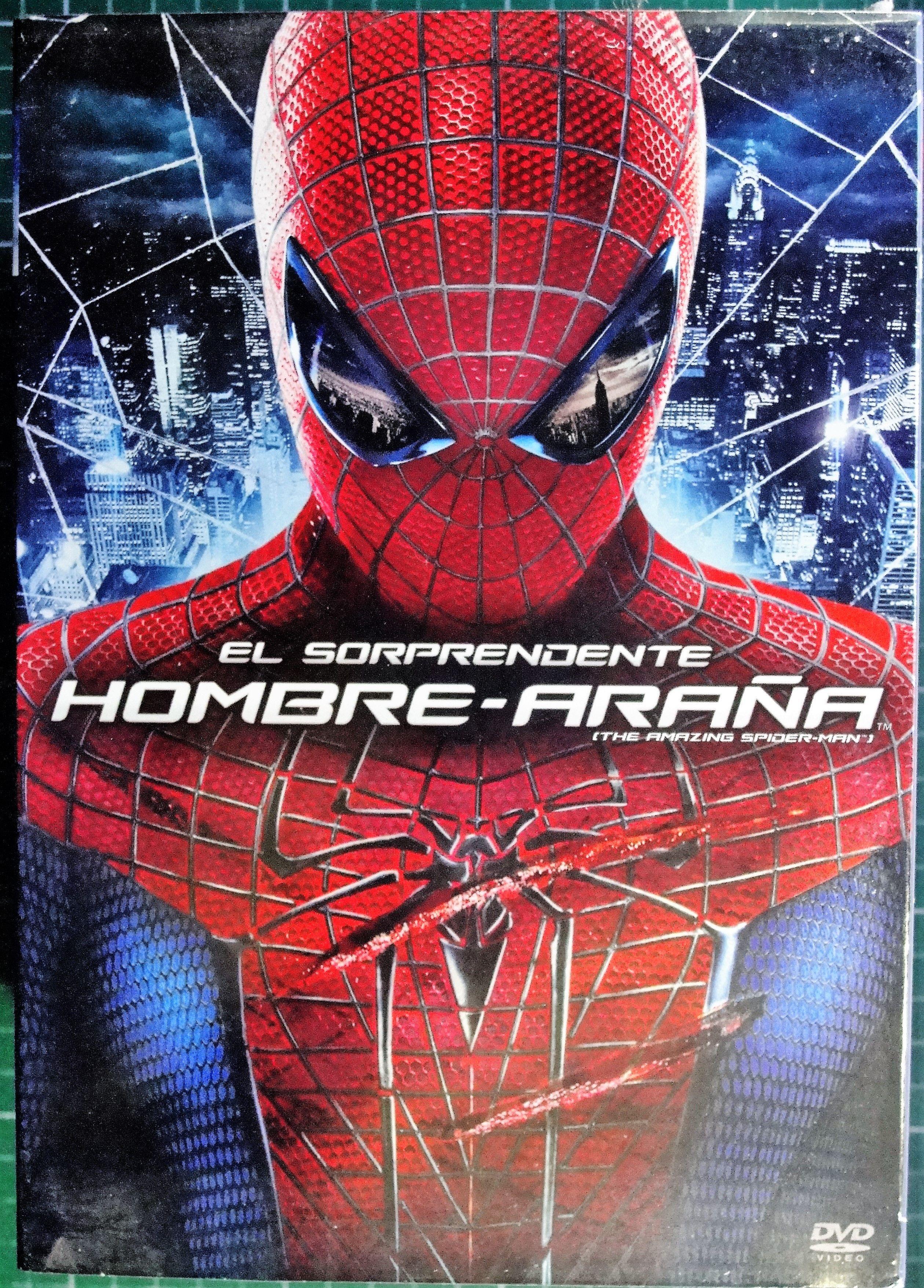 El Sorprendente Hombre Arana 1 Amazing Spider Amazing Spiderman Spiderman