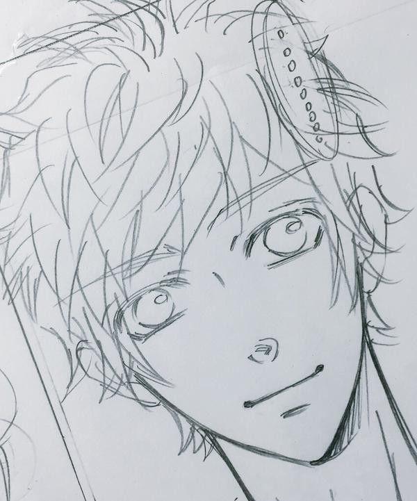dessin manga de garcon
