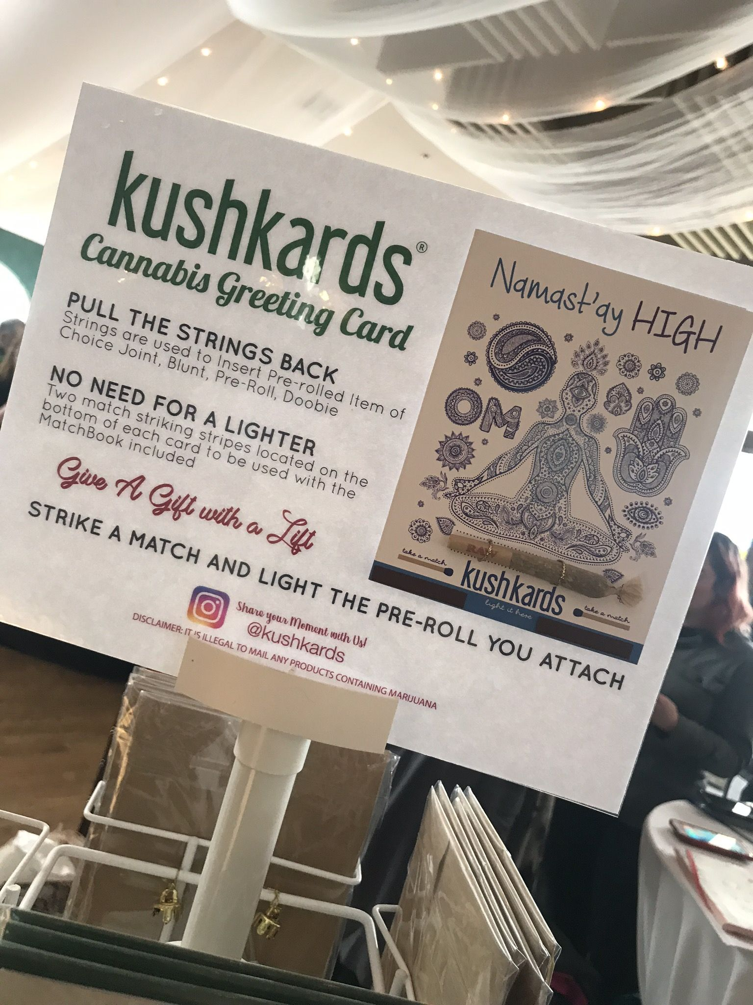 Pin By Kushkards Cannabis Greeting Cards On Cannabis Wedding Expo