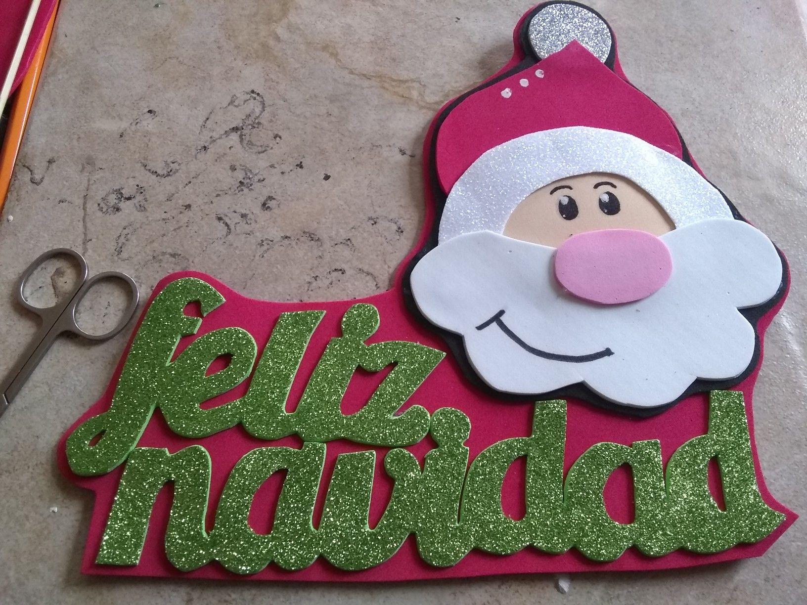 Pin By Lisbeth Useche On Navidad Crafts Christmas Ornaments Christmas