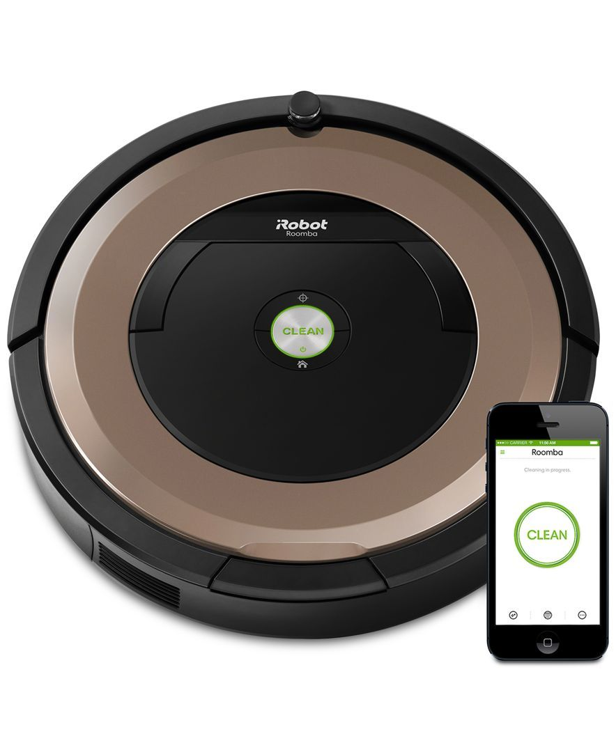 iRobot Roomba 895 WiFi Vacuuming Robot Vacuums