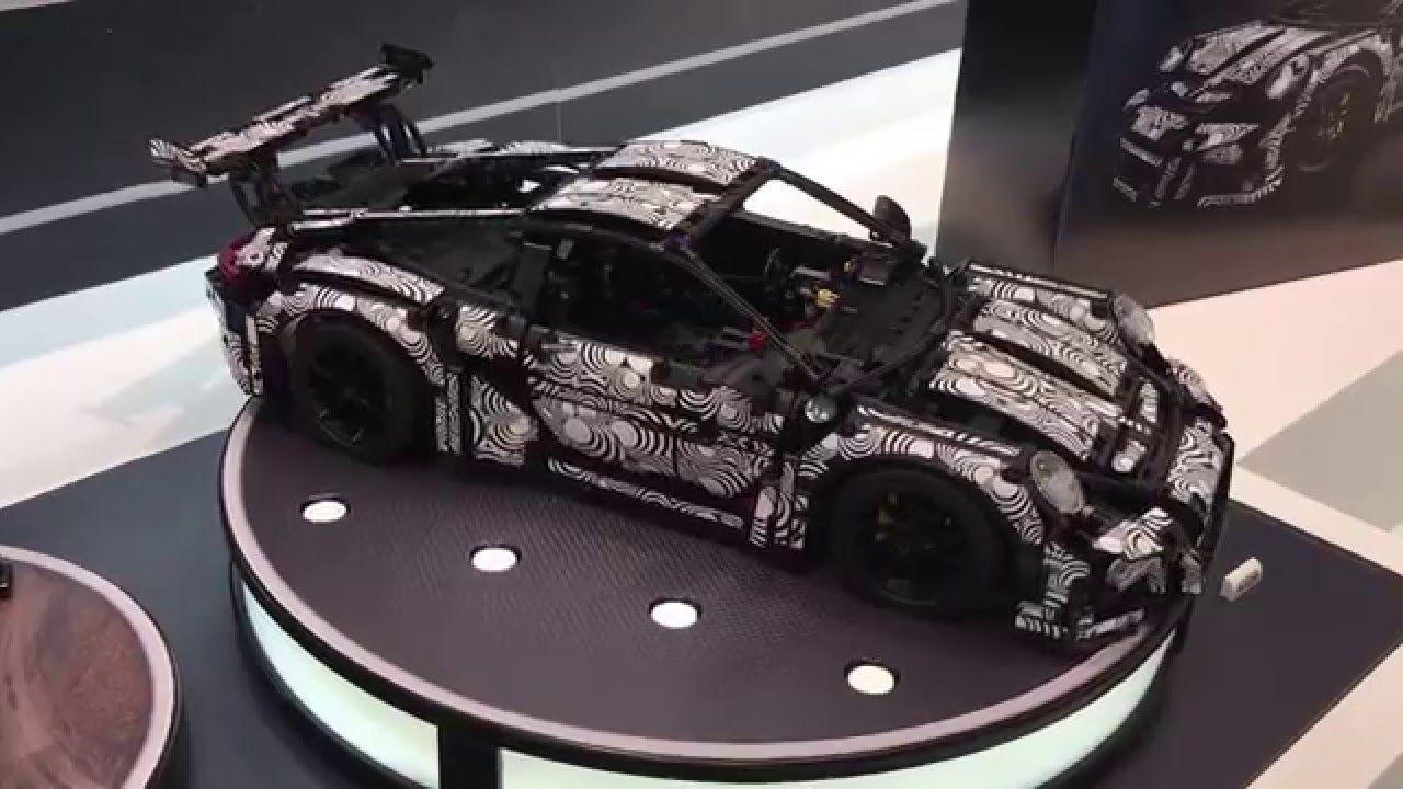 LEGO Technic Porsche 42056
