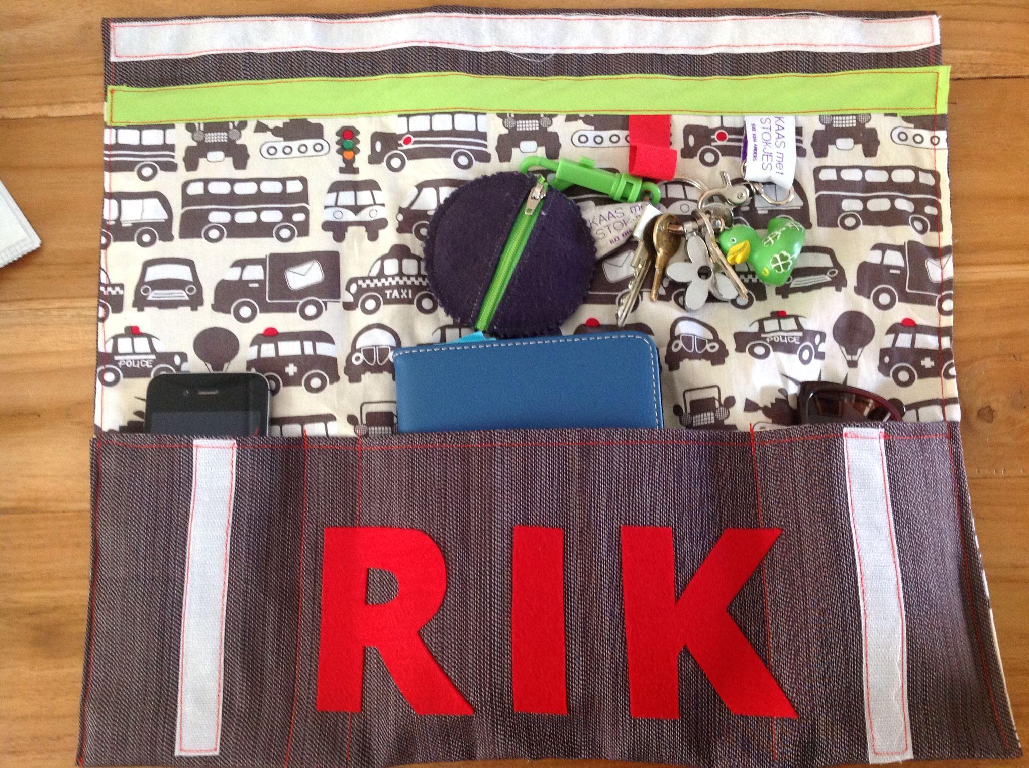 Tent organizer voor Rik