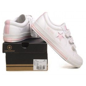 8c902d5951e092 Women`s Converse One Star White-Pink