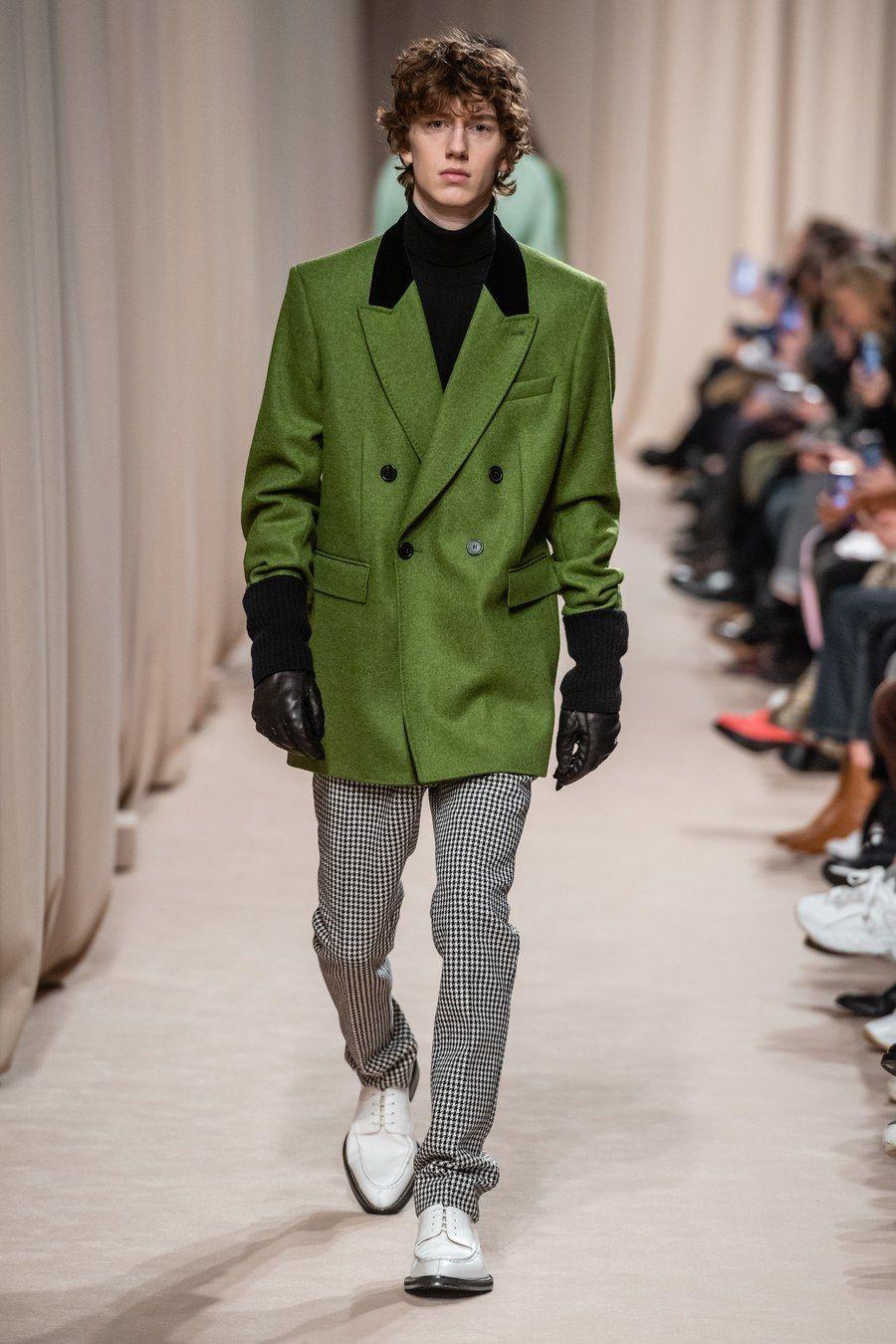 Ami Fall 2019 Menswear Fashion Show – fashion