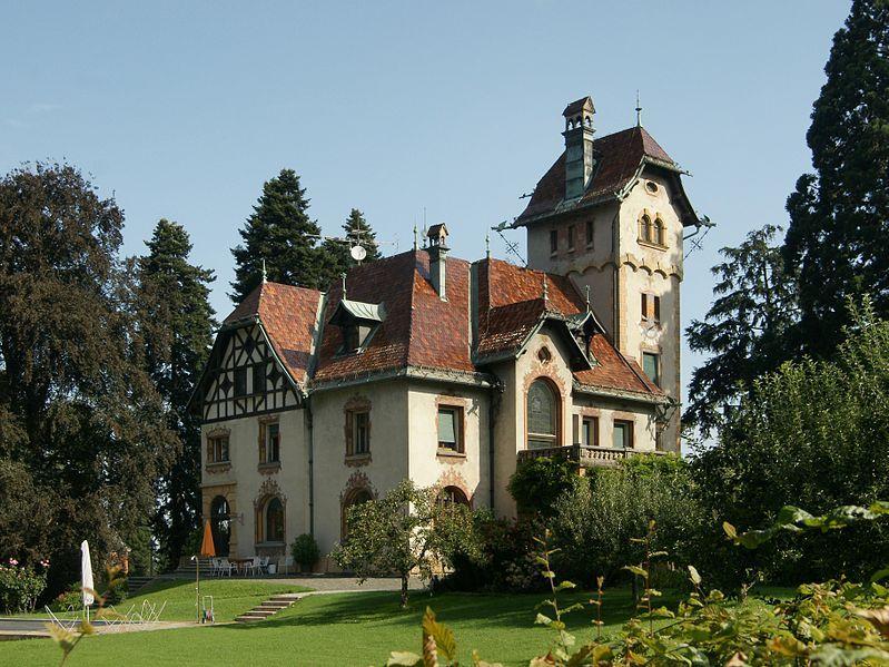 Villa Hammerle Dornbirn Austria Built In 1890 Dornbirn Victorian Homes Storybook Homes