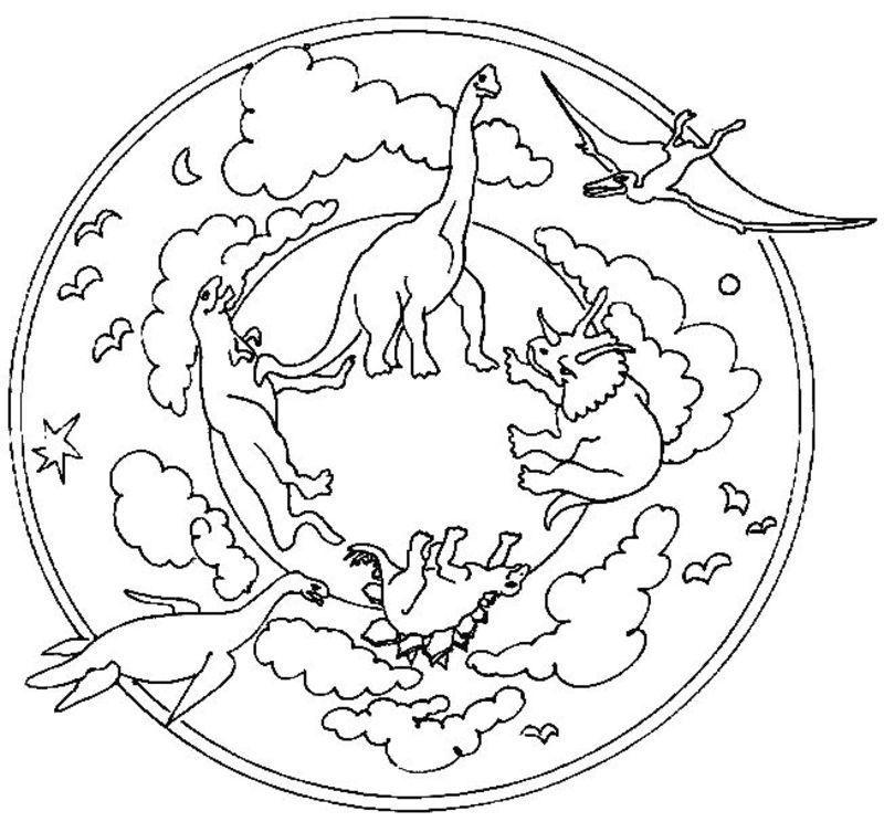 Coloriage Mandala Difficile - Les beaux dessins de Meilleurs Dessins ...