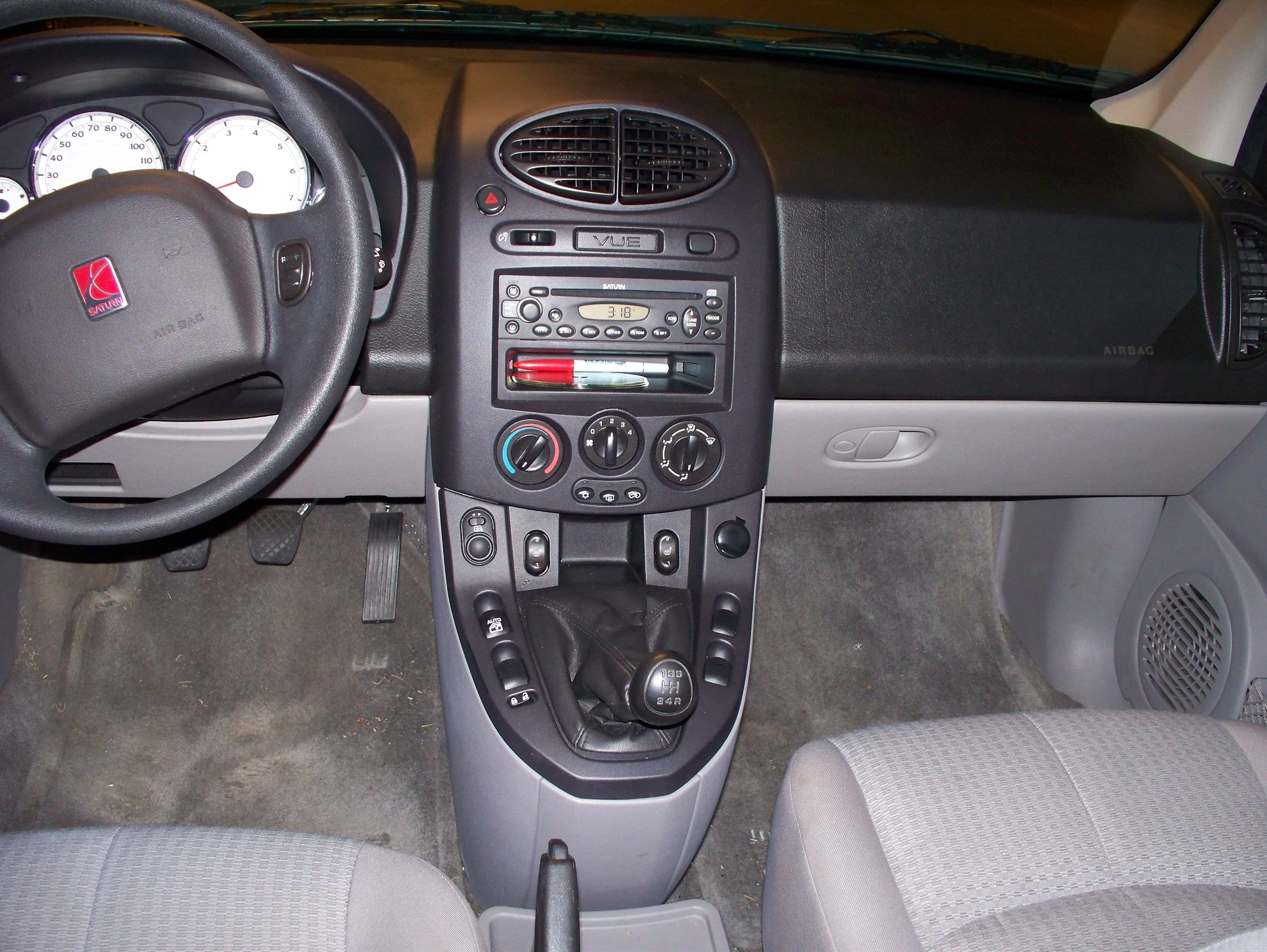 How To Replace The Stereo In A 2005 Saturn Vue Saturn Stereo Car Stereo