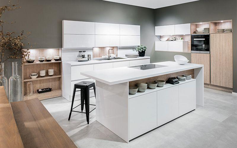Systemat Art - Häcker Küchen - Keuken inspiratie Pinterest - häcker küchen ausstellung