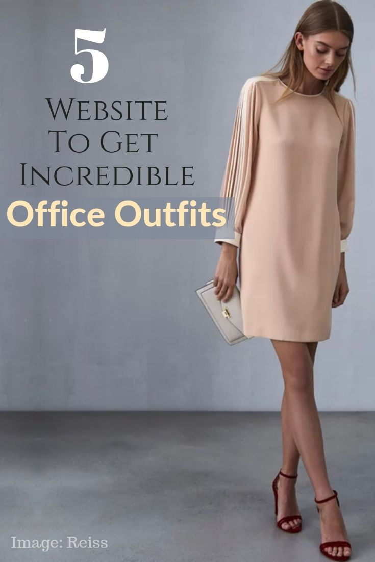 5 Websites To Get Incredible Office Outfits | Office Fashion