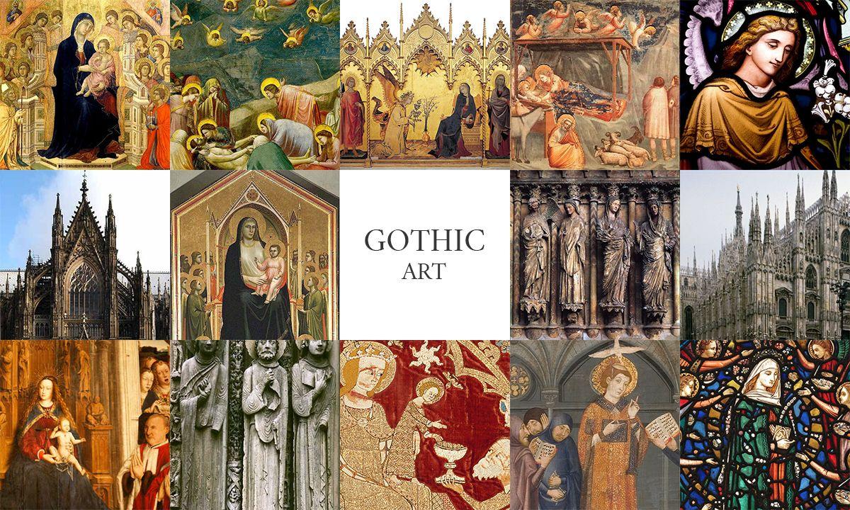 Gothic Period In Art