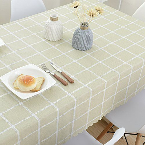 Pvc Table Cloth Waterproof Oil Proof Avoid Ironing The Tablecloth Plastic Tablecloths Rectangular Mat C Diameter120cm 47inch
