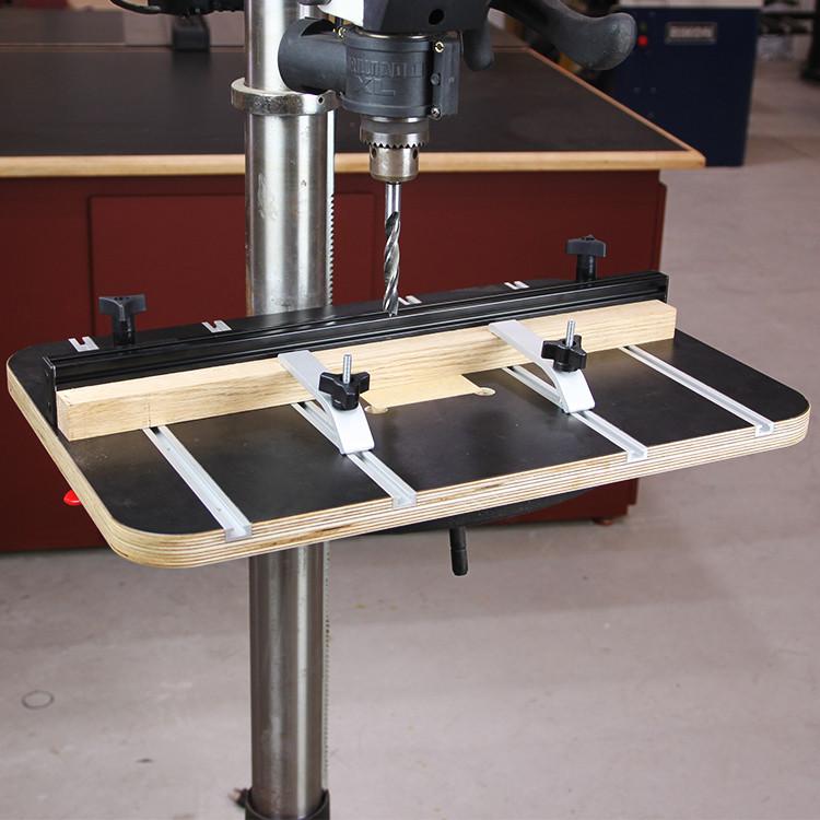 Fence & Hardware - Drill Presses & Accessories - Drilling