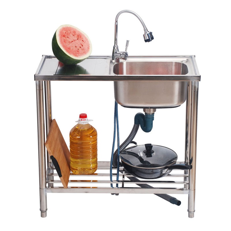 modern kitchen sink movable washing