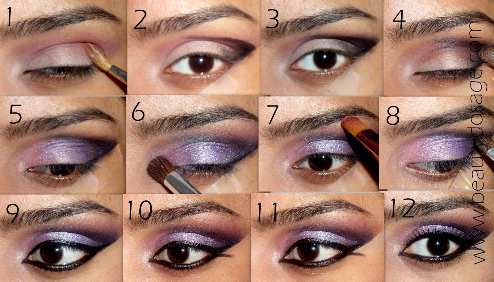 eye makeup tutorial pinterest