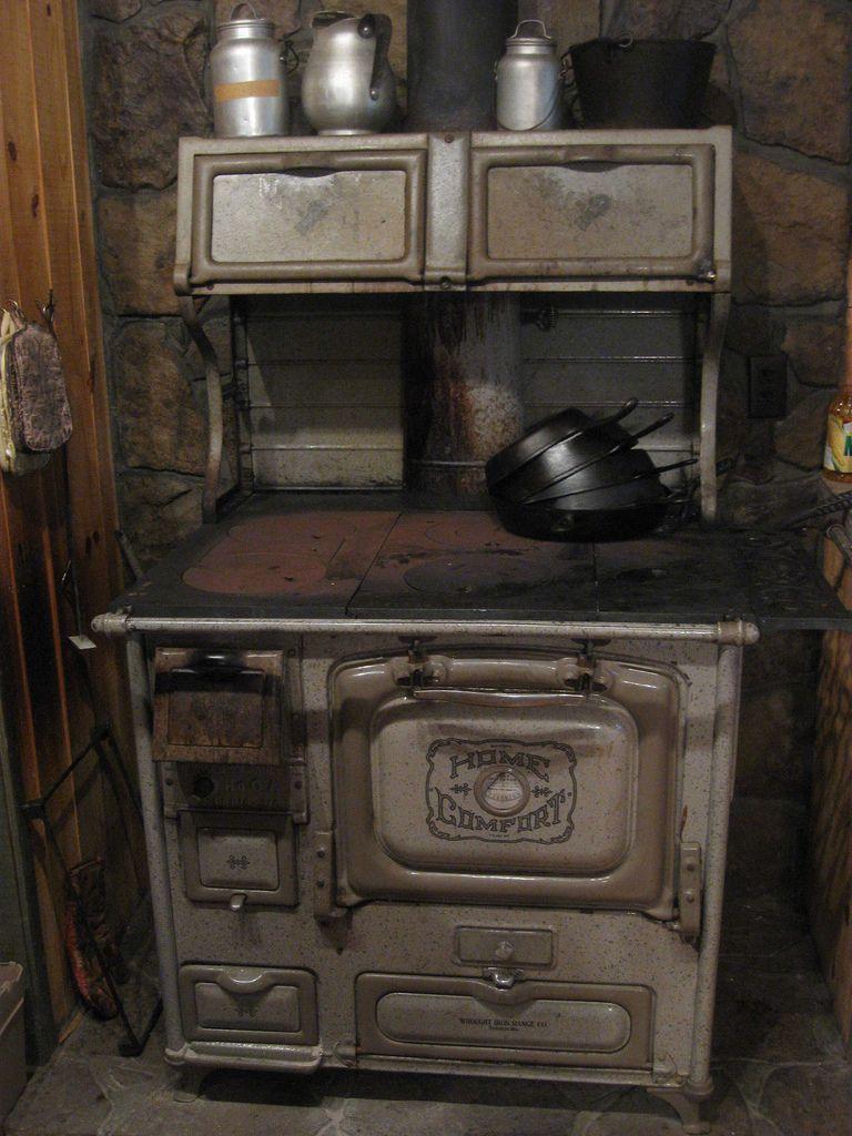 Wood Burning Stove | Pinterest | Küche