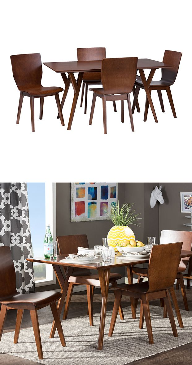 Indulge in a savory side of Danish modern design and enjoy your favorite home-cooked…