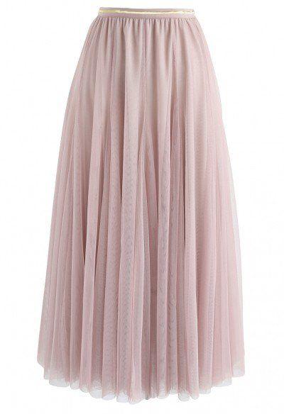 Sommeredition Pfirsichfarbenes Kleid mit V-Ausschnitt und Knopfverschluss - Retro, Indie and Unique Fashion