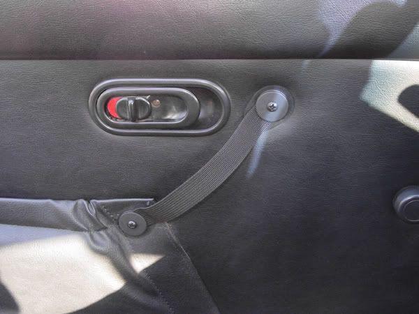 Mx5 Door Pulls & Custom Door Pulls - MX-5 Miata Forum