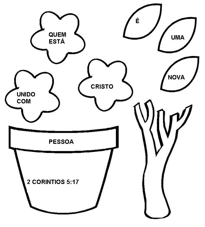 Suficiente Resultado de imagem para atividades evangelicas infantil sobre  SC98