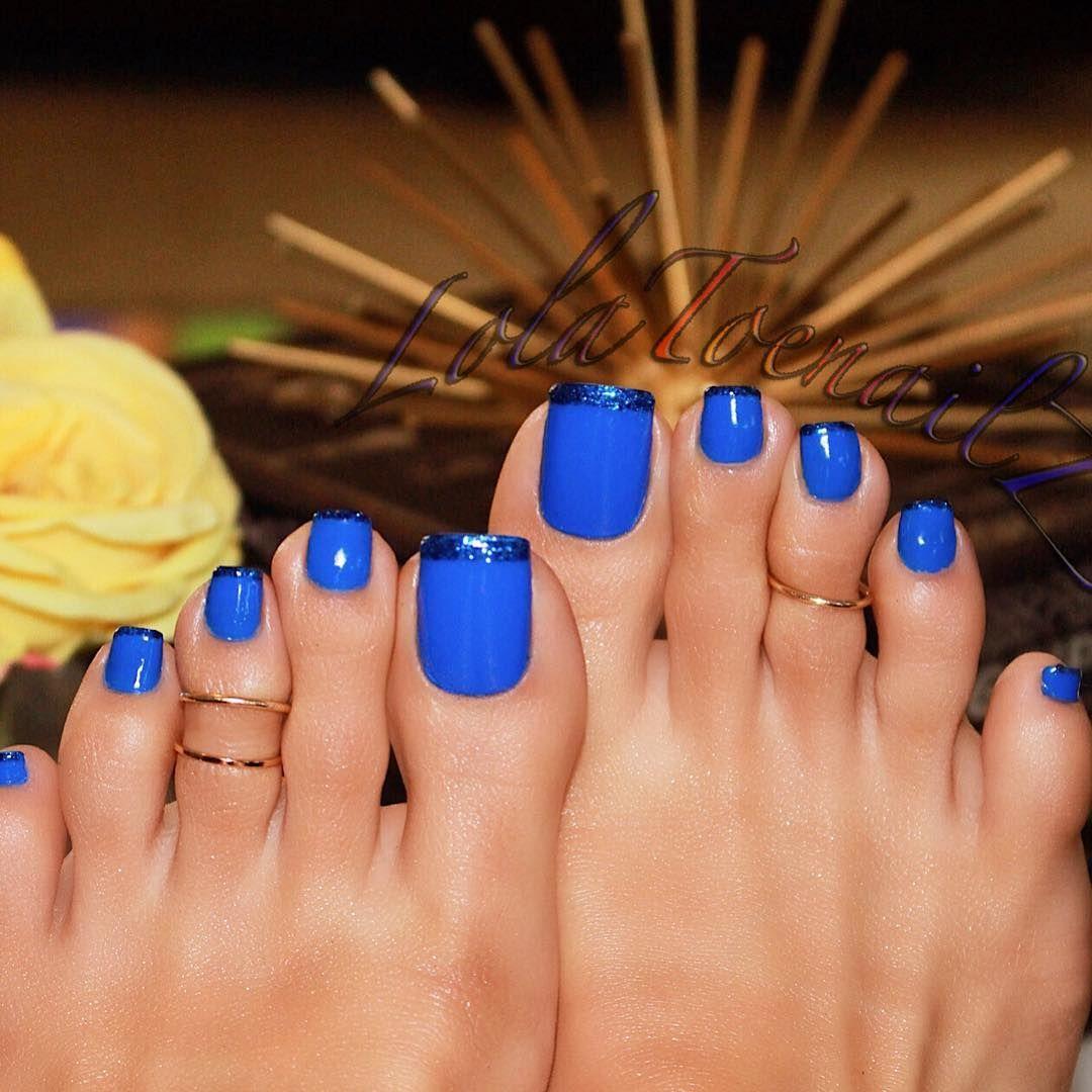 Nice toenails   Pedicure Ideas   Pinterest   Nice, Pedicures and ...