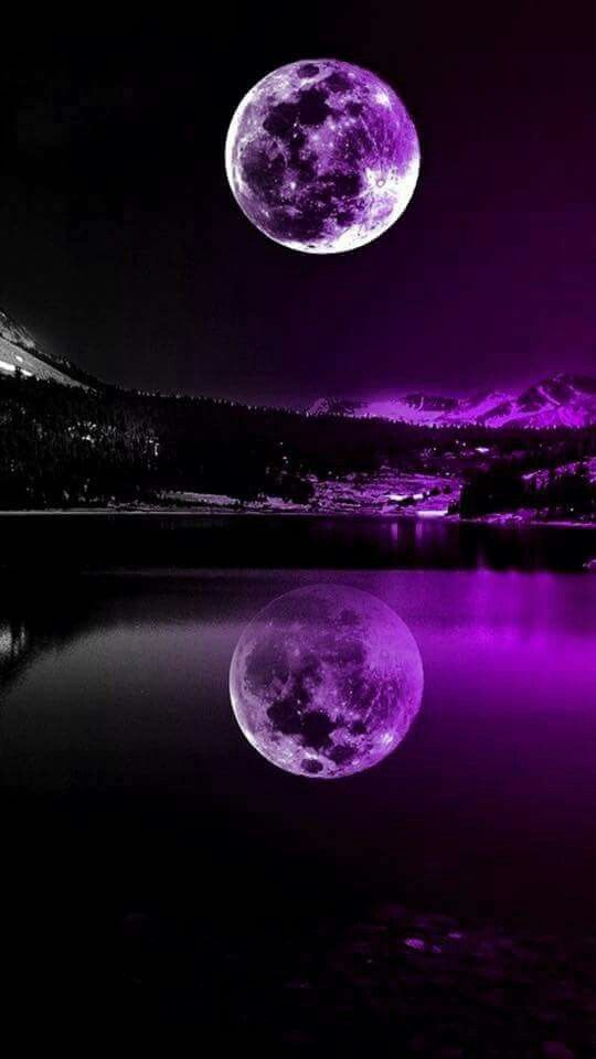 Pin By Jennifer Mcgrew On Cool Photo S Beautiful Moon Scenery Nature Photography