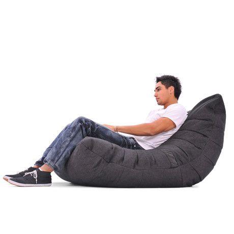 Acoustic Bean Bag Chair Gold Class Bean Bag Chair Comfortable Living Room Chairs Bean Bag Sofa