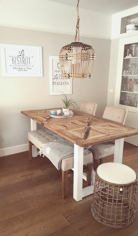 Riviera Maison eetkamer | ◈Home Inspiration ◈ | Pinterest ...