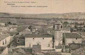 Casa de la Torre Rivera del Guadalquivir