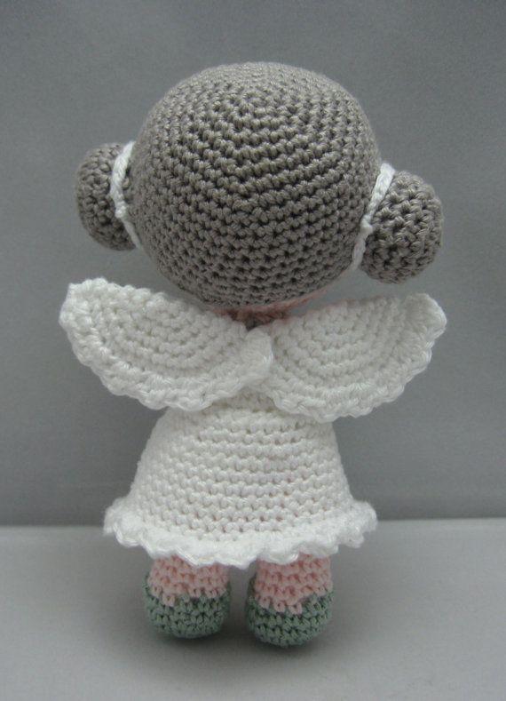 Amigurumi Crochet Angel Doll Free Pattern - Amigurumi Free ... | 789x570