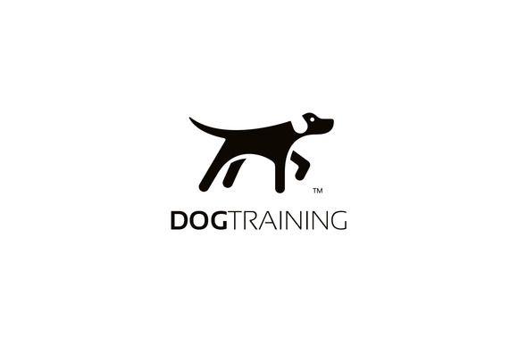 Dog Training Logo Dog Walking Logo Dog Training Daycare Logo