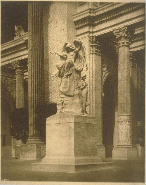 Daniel Chester French. Panama-Pacific International Exposition in San Francisco 1915