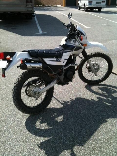 Shinko 244 dual sport tire size 4 60 x 18 | XT 225 250 | Dual sport