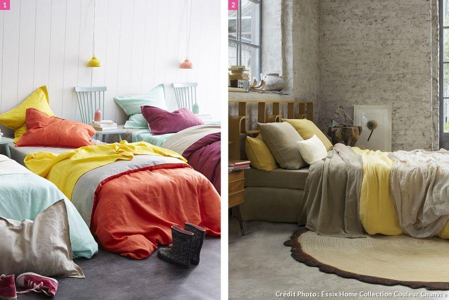 bien choisir son linge de lit chambres bedroom pinterest. Black Bedroom Furniture Sets. Home Design Ideas