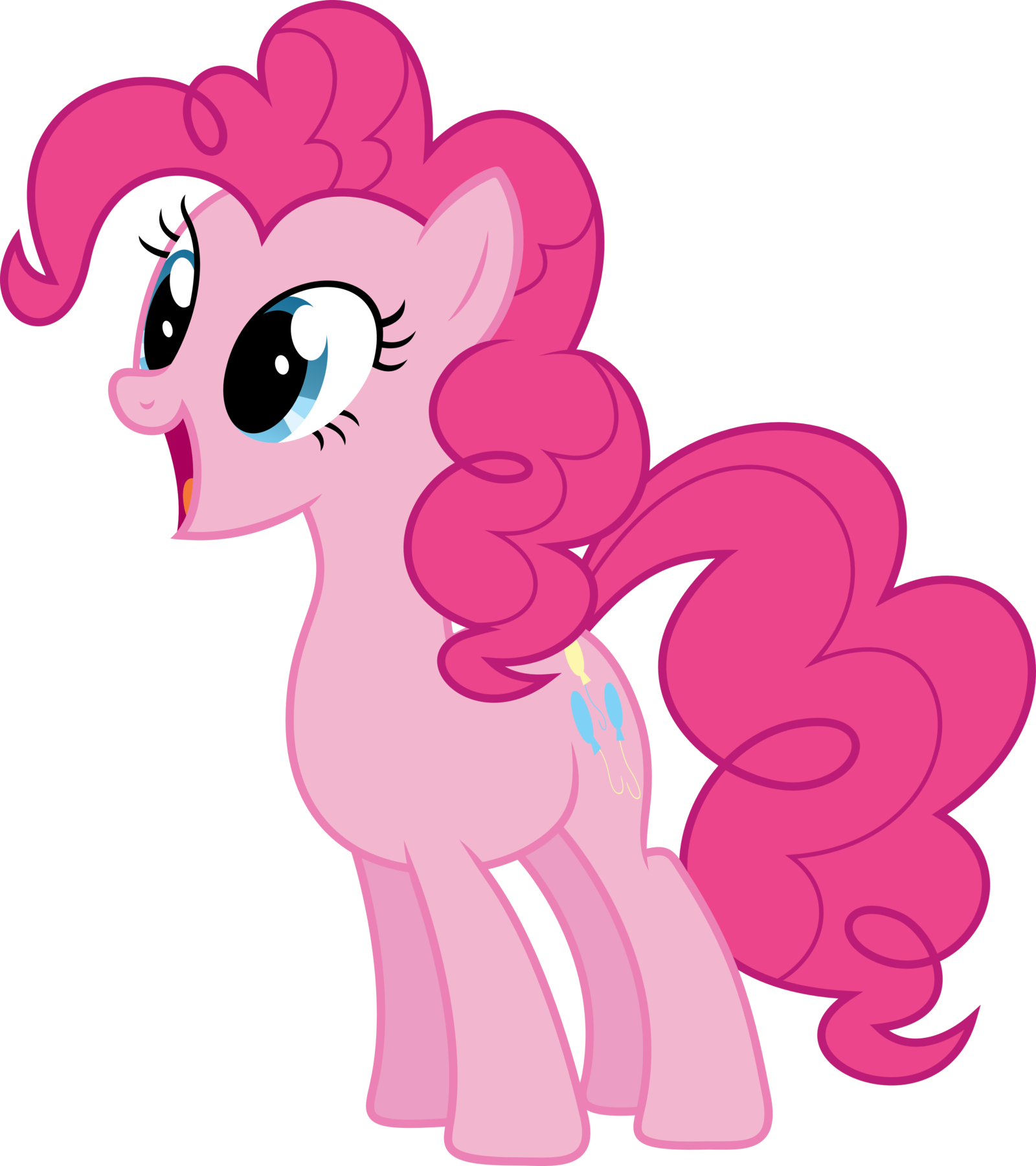 Pinkie Pie 3 By Xpesifeindx D5f4f2j Png 1600 1801 Pinkie Pie My Little Pony Pictures Mlp My Little Pony